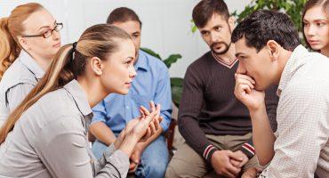 psicoterapia individuale e di gruppo