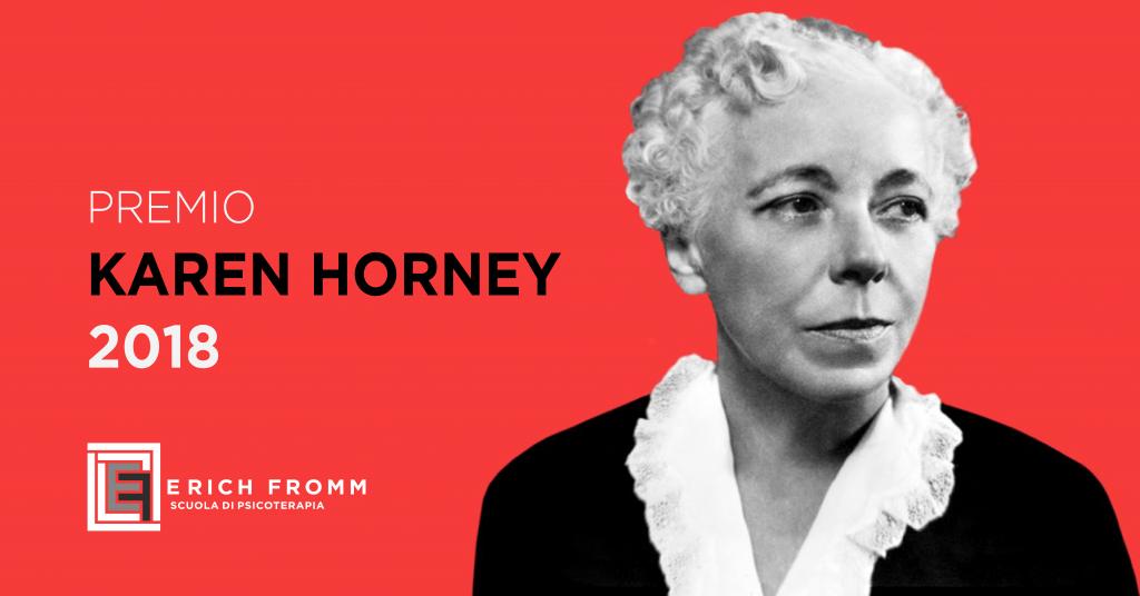 Borsa di Studio - Premio Karen Horney, New York,