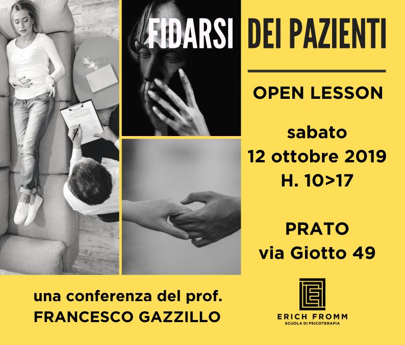 2019.10.12 GAZZILLO - FIDARSI DEI PAZIENTI sito