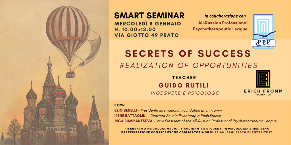 Banner Secrets of Success
