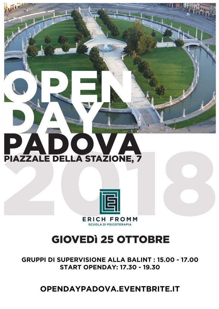 OPENDAY-Padova-scuola di psicoterapia erich fromm