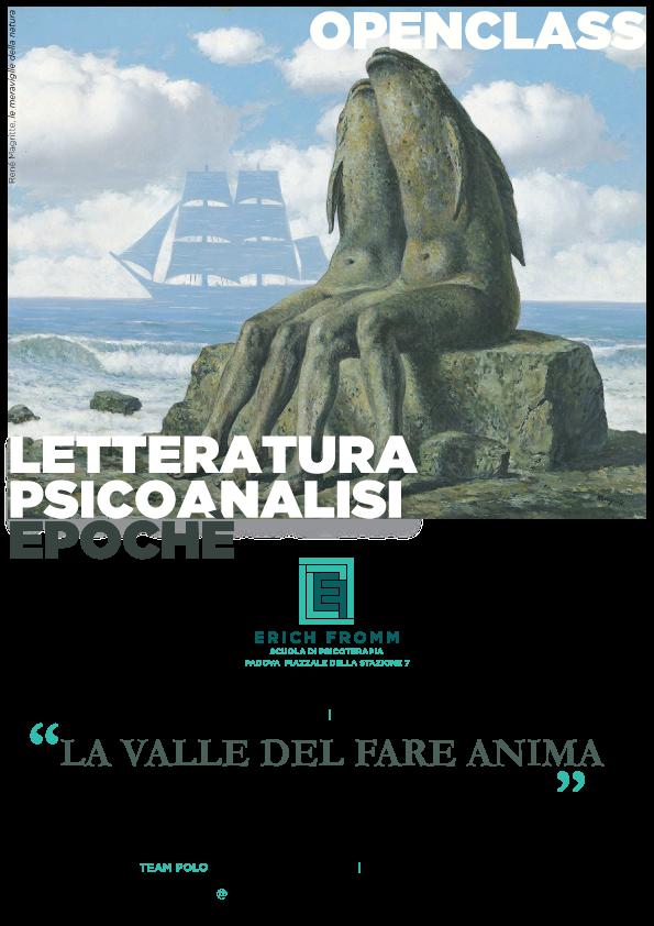 2019.01.17-OPENCLASS-EPOCHE-E-LETTERATURA-E-PSICOANALISI