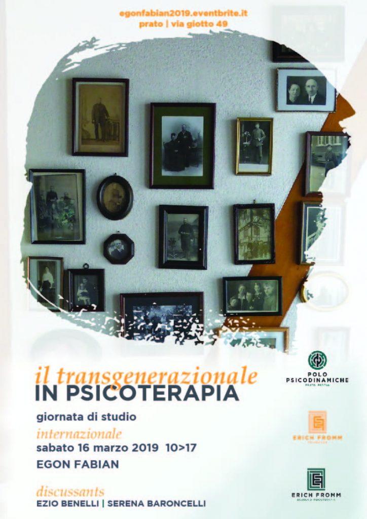 Trasmissione Transgenerazionale in Psicoterapia